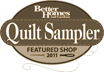 Better Homes and Gardens Quilt Sampler