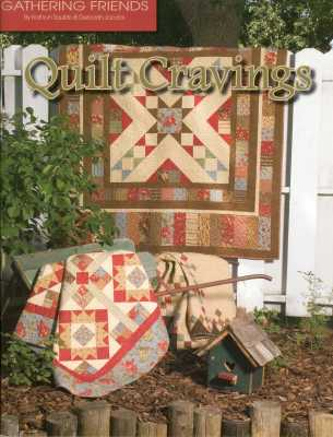 Quilt Cravings pattern book
