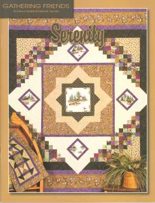 Serenity pattern book