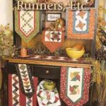 Runners, Etc. pattern book