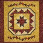 Cetner Stage Quilt Pattern