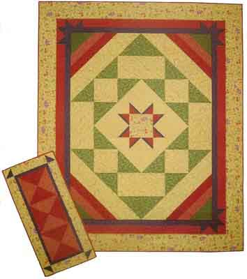 Natures Way quilt pattern
