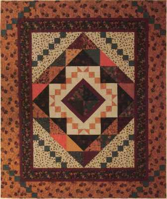 Trail Mix quilt pattern